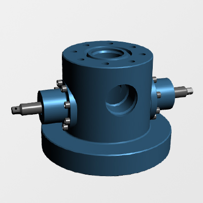 PCM integrated blow out preventer