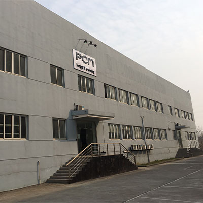 PCM MANUFACTURING PLANT IN SUZHOU (CHINA)