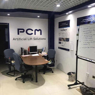 PCM service office in Karamay (China)