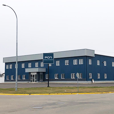 PCM in Lloydminster, Alberta, Canada