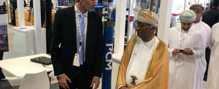 PCM Oman country manager testimonial explaining Artificial lift activities in Oman