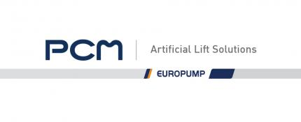 New logo PCM Artificial Lift Solutions / Europump